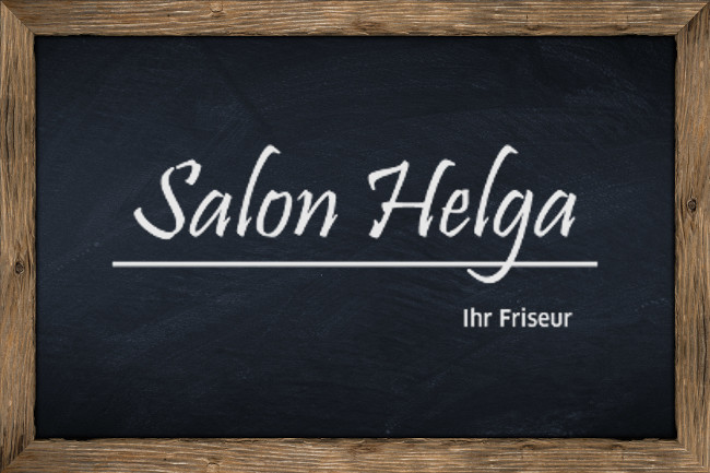 Salon Helga Webdesign